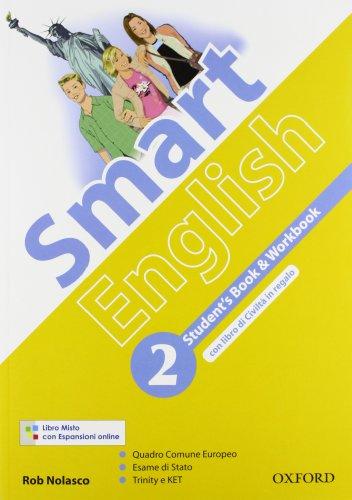 9780194043021: Smart english. Per la Scuola media: 2