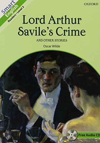 9780194043533: Smart english readers. Lord Arthur Seville's crime. Con CD Audio