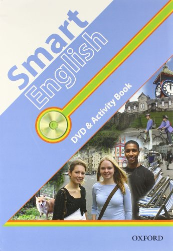 9780194043595: Smart english. Level 3. Activity book. Con DVD pack. Per la Scuola media