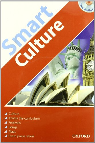 9780194043625: Smart culture. Student's book. Con CD Audio. Per la Scuola media