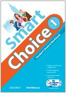 9780194043915: Smart choice. Student's book-Workbook-My digital book. Con espansione online. Per la Scuola media. Con CD-ROM: 1