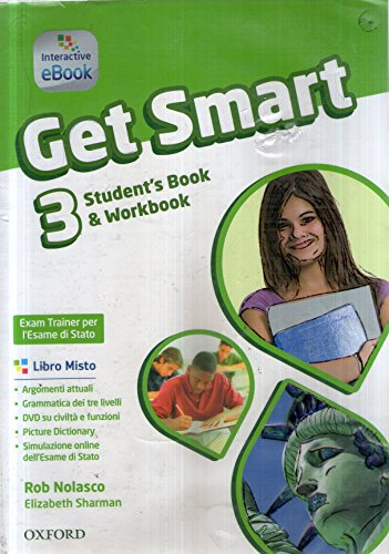 9780194044189: GET SMART 3 STUDENT'S BOOK & WORKBOOK CON DVD E FASCICOLO EXAM TRAINER