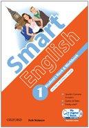 9780194044554: Smart English. Starter-Student's book-Workbook-Culture book-My digital book. Per la Scuola media. Con CD-ROM. Con espansione online: 1