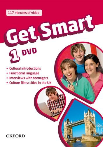 9780194045049: Get smart dvd 1