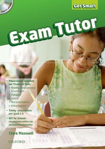9780194045100: Get smart exam tutor. Student's book. Per la Scuola media. Con CD-ROM