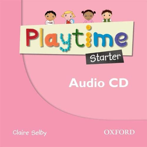 9780194046503: Playtime: Starter: Class CD: Stories, DVD and play- start to learn real-life English the Playtime way!