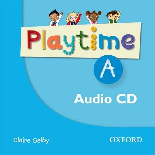 9780194046510: Playtime A Class CD: Stories, DVD and Play- Start to Learn Real-life English the Playtime Way!