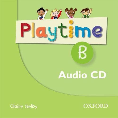9780194046527: Playtime: B: Class CD: Stories, DVD and play- start to learn real-life English the Playtime way!