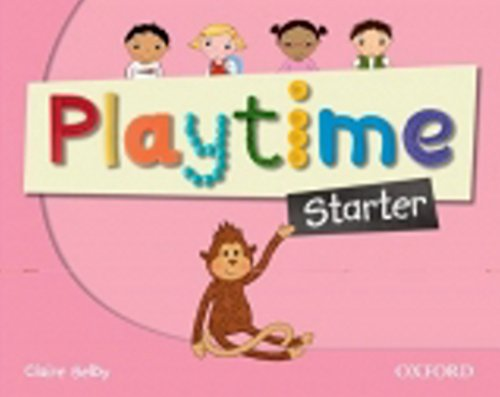 9780194046534: Playtime: Starter: Class Book: Stories, DVD and play- start to learn real-life English the Playtime way!