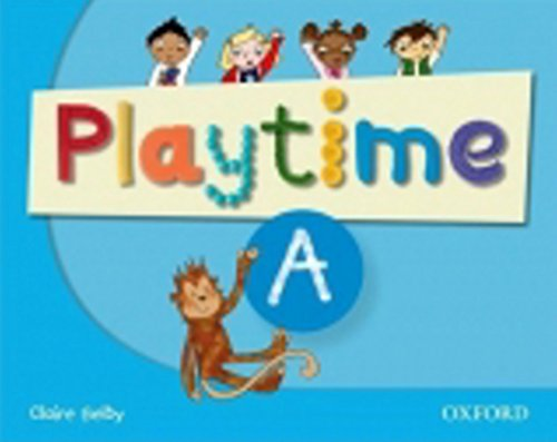 9780194046541: Playtime A. Class Book