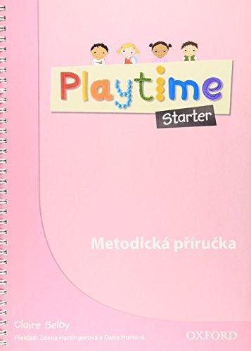 9780194046657: Playtime Starter Czech Teachers Book