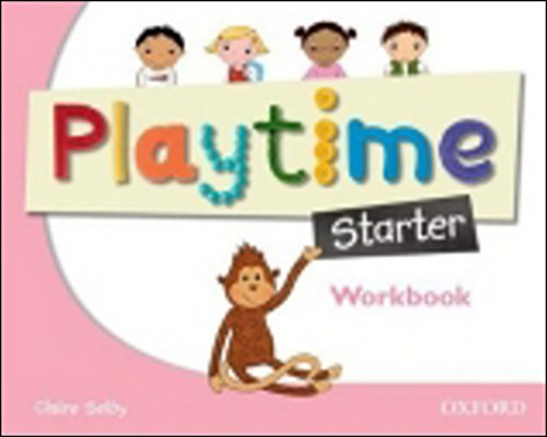 9780194046688: Playtime: Starter: Workbook: Stories, DVD and play- start to learn real-life English the Playtime way!