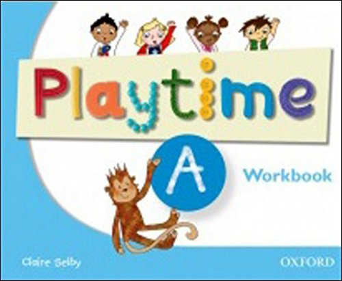 9780194046695: Playtime A. Activity Book