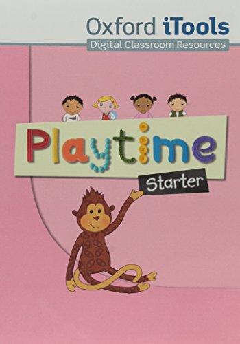 9780194046732: Playtime Starter Itools