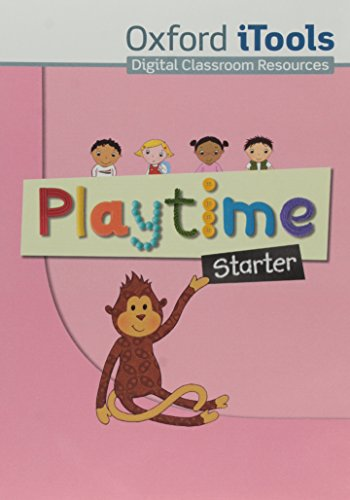 9780194046732: Playtime: Starter: iTools: Stories, DVD and play- start to learn real-life English the Playtime way!