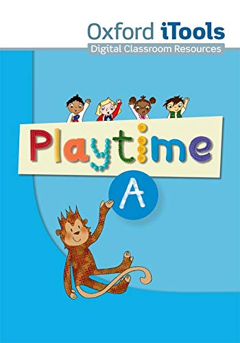 9780194046749: Playtime: A: iTools: Stories, DVD and play- start to learn real-life English the Playtime way!