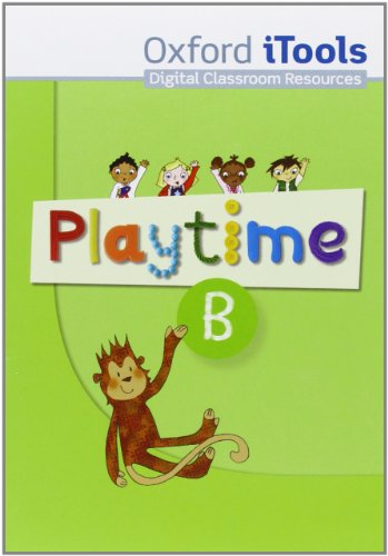 Playtime: B: iTools: Stories, DVD and play- start to learn real-life English the Playtime way!: ...