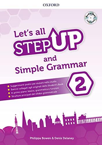 9780194050302: Step up: let's all. Per la Scuola media. Con espansione online [Lingua inglese]: 2
