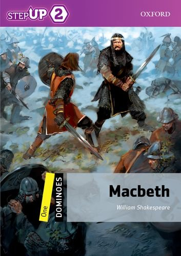 9780194050326: Step up reader 2. Macbeth. Con espansione online [Lingua inglese]