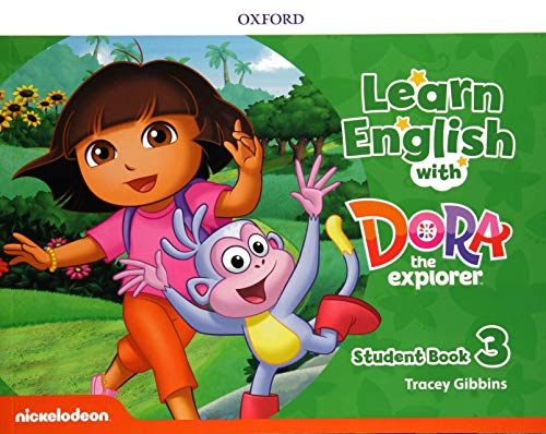 9780194052207: Learn English with Dora the Explorer 3. Class Book (Learn with Dora the Explorer)