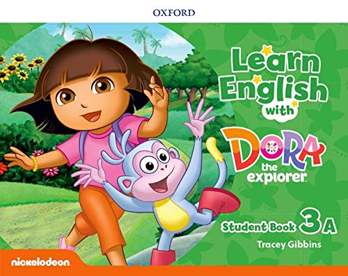 Learn English with Dora the Explorer: Level