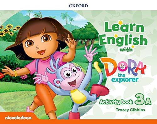 Learn English With Dora The Explorer: Level: Not Available, Not
