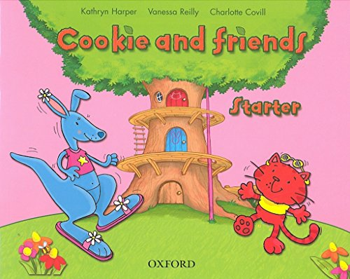 9780194070003: Cookie and Friends: Starter: Classbook
