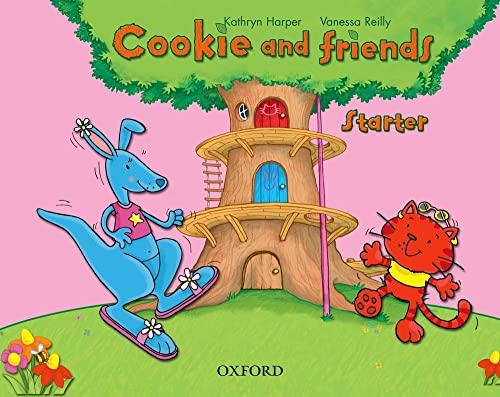 9780194070003: Cookie and Friends: Starter: Classbook