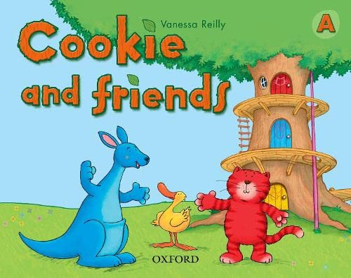 9780194070010: Cookie and Friends: A: Classbook