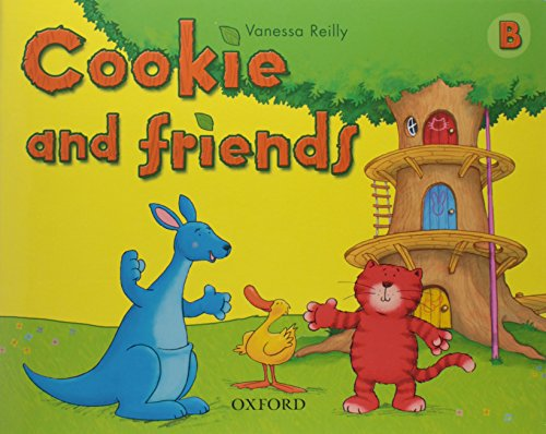 9780194070027: Cookie and Friends B: Classbook