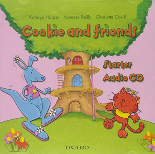 9780194070034: Cookie and Friends: Starter: Class Audio CD