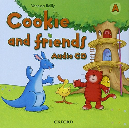 9780194070041: Cookie and Friends: A: Class Audio CD