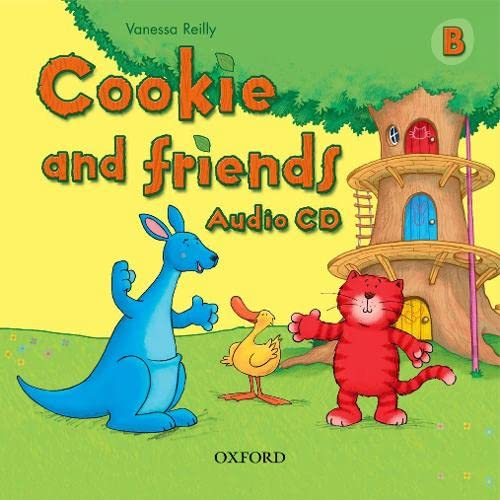 9780194070058: Cookie and Friends: B: Class Audio CD