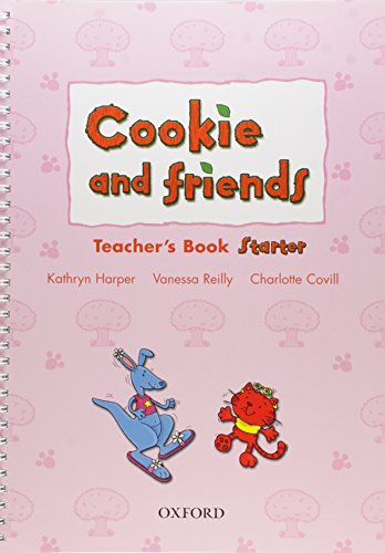 9780194070065: Cookie and Friends: Starter: Teacher's Book