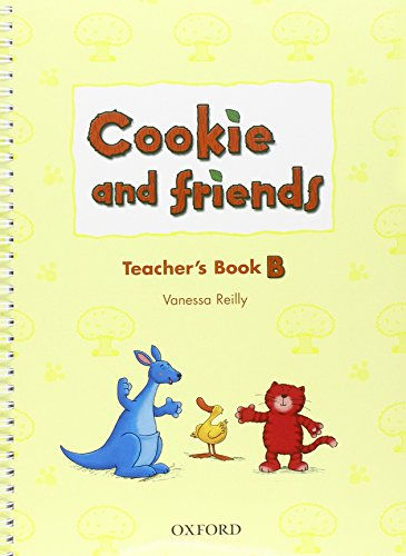 9780194070089: Cookie and Friends: B: Teacher's Book