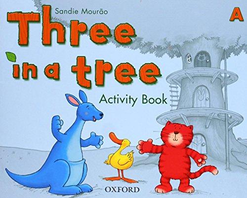 9780194070324: Three in a tree a ab