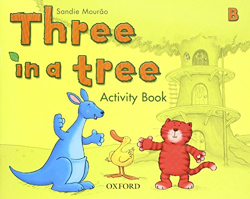9780194070331: Three in a Tree B: Activity Book