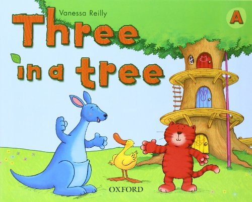 9780194070553: Three in a tree a class book pack