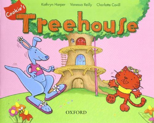 9780194070560: Cookie's Treehouse : class book with Audio CD