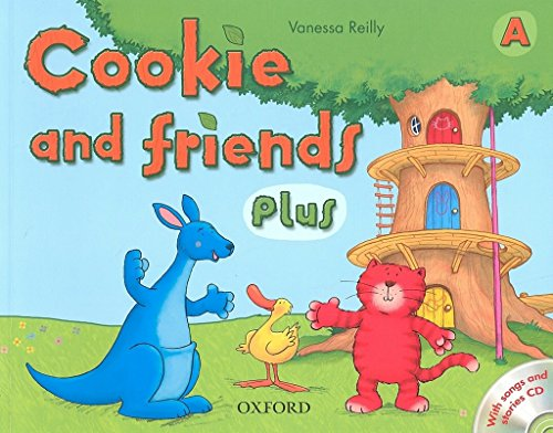 9780194070669: Cookie and Friends: A: Plus Pack