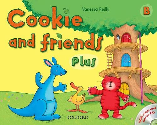 Cookie and Friends: B: Plus Pack: Reilly Vanessa