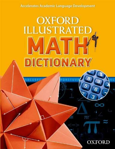9780194071284: Oxford Illustrated Math Dictionary