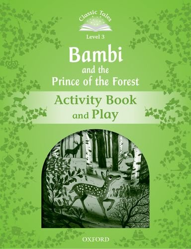 Classic Tales: Three: Bambi Activity Book &