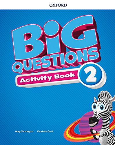 9780194101684: Big Questions 2. Activity Book - 9780194101684