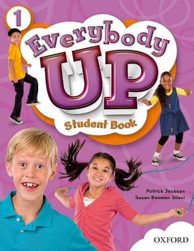 9780194103183: Everybody Up 1 Student Book: Language Level: Beginning to High Intermediate. Interest Level: Grades K-6. Approx. Reading Level: K-4