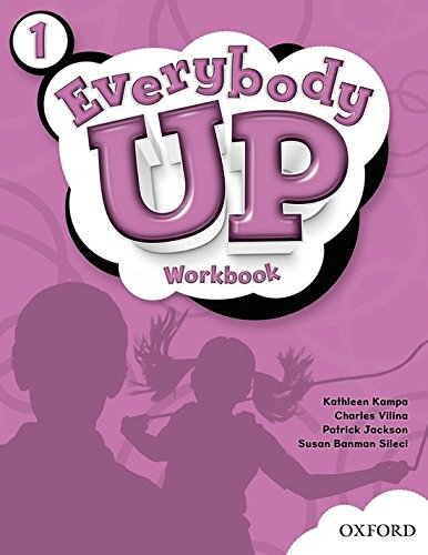 9780194103220: Everybody Up 1 Workbook: Language Level: Beginning to High Intermediate. Interest Level: Grades K-6. Approx. Reading Level: K-4