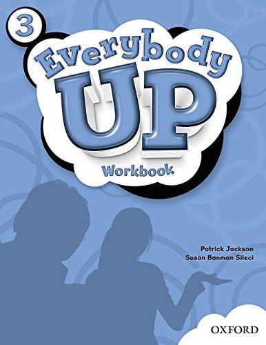 9780194103589: Everybody Up 3: Workbook