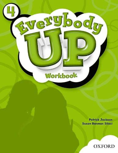 9780194103763: Everybody Up 4: Workbook