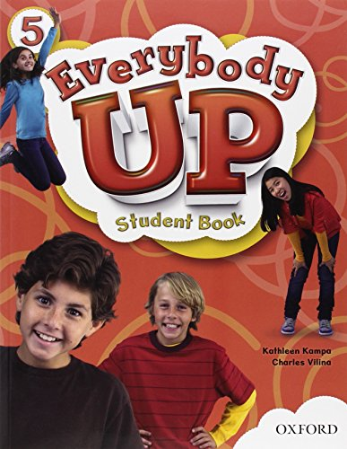 9780194103909: Everybody Up 5 Student Book: Language Level: Beginning to High Intermediate. Interest Level: Grades K-6. Approx. Reading Level: K-4