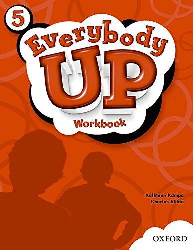 9780194103947: Everybody Up 5